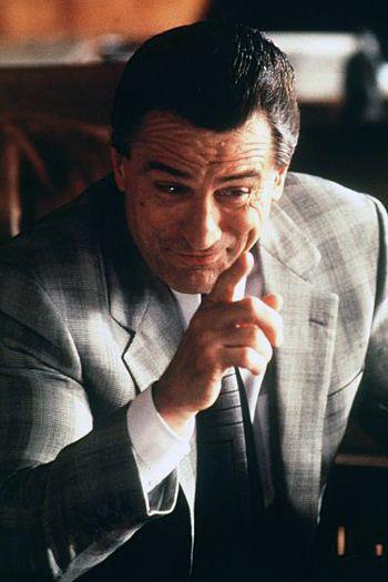 Robert De Niro As Paul Vitti In Analyze This 1999 Darsteller