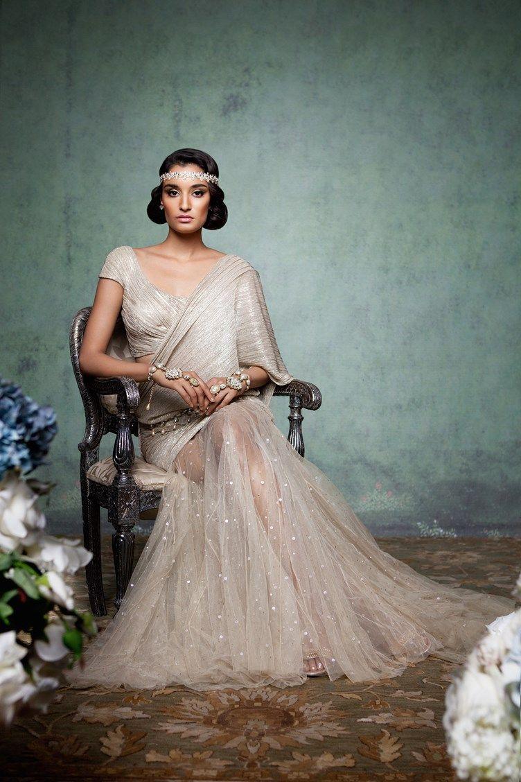 Tarun Tahiliani\'s Magnificent 2014-2015 Bridal Collection | Delicate ...