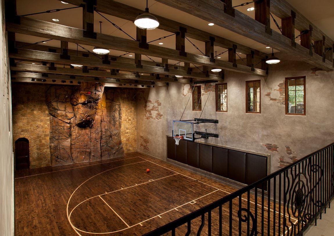 Home Climbing Walls Eldorado Climbing Walls Home Basketball Court Indoor Basketball Indoor Basketball Court
