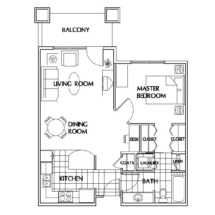 House Plan JFB Says This May Be My Fav Small House Plan Ever! W/D In Bath U0026  Closet Area Of MBR!