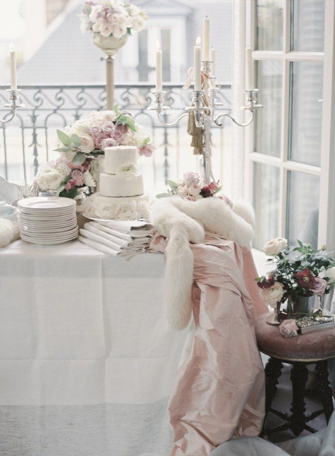 party table | photo polly alexandre