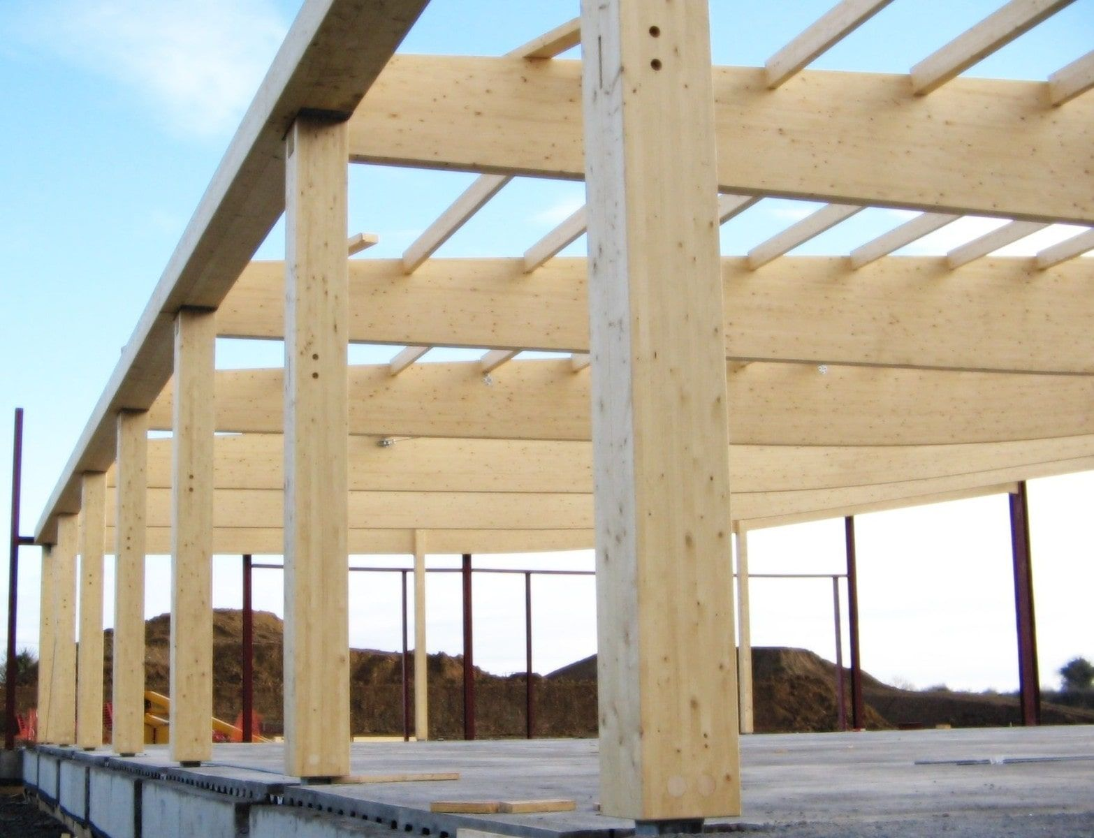 Glulam Beams Glenfort In 2020 Architecture Timber Architecture Beams