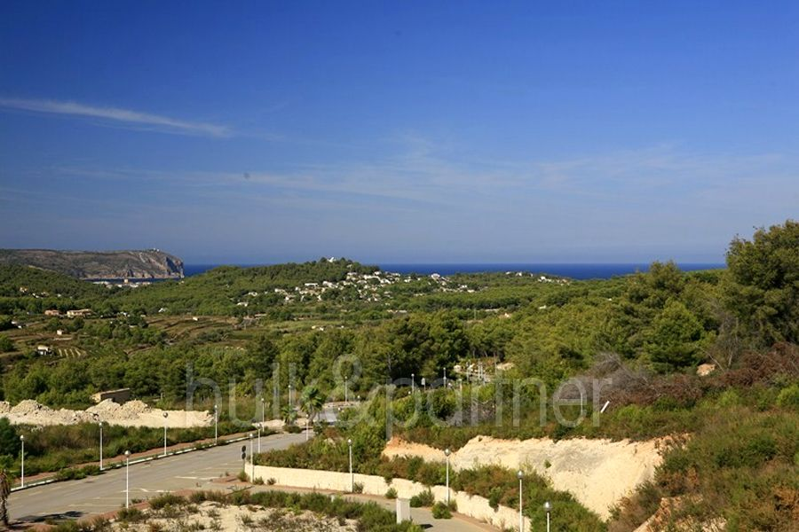 Modern villa with sea views for sale in Jávea - ID 5500183 - Real estate is our passion... www.bulk-partner.com
