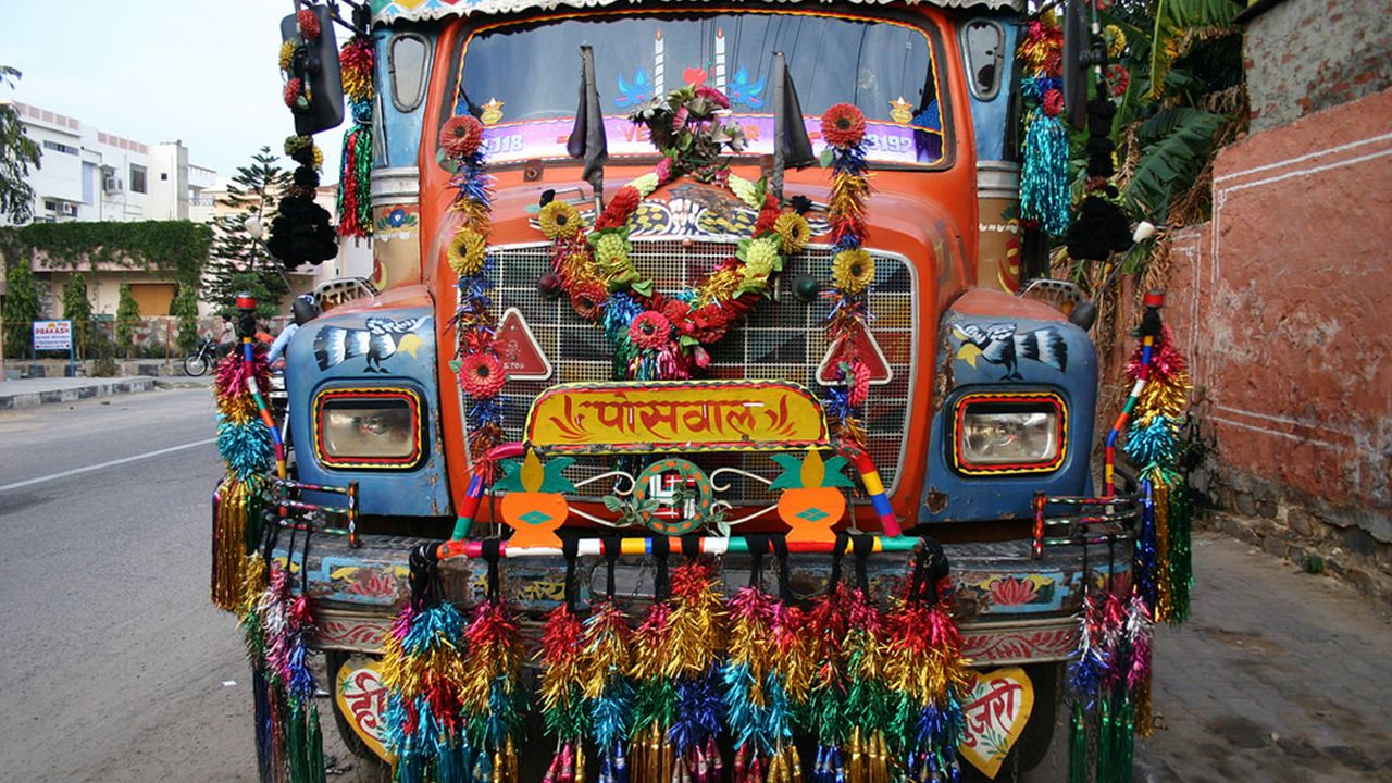 Image Result For Indian Trucks My Ride Freight Truck