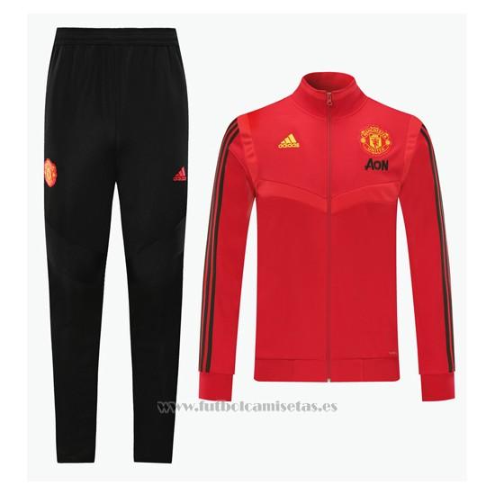 Comprar Chandal Del Manchester United 2020 2021 Rojo Barata Camiseta Manchester United Barata In 2020 Manchester United Training Kit Training Kit Soccer Jersey