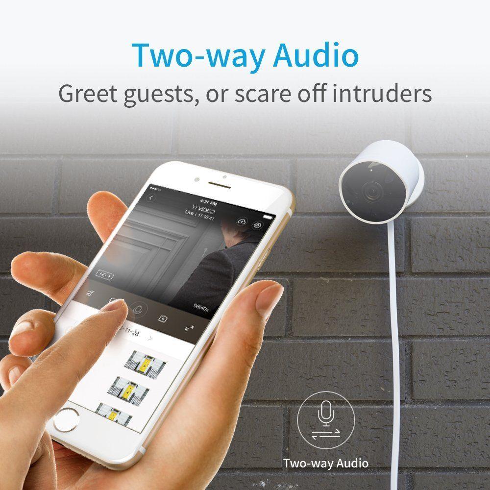Amazon com : YI Outdoor Security Camera, Cloud Cam Wireless IP