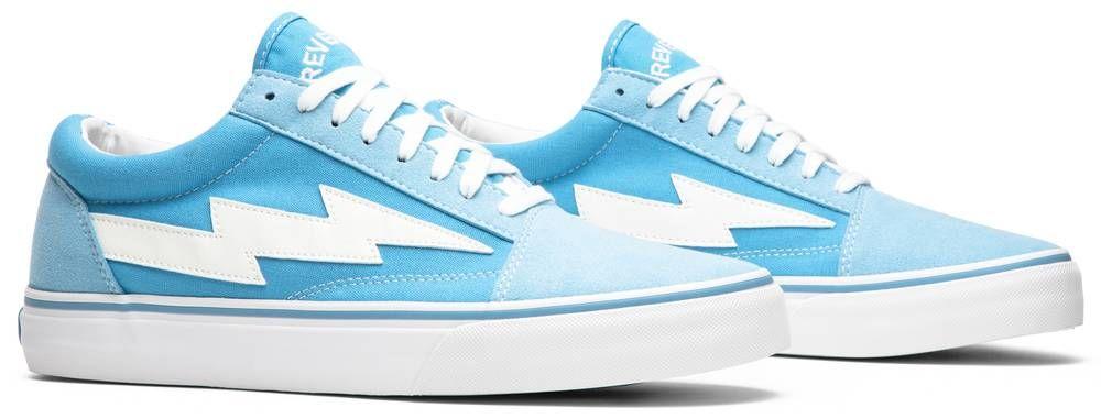 Revenge X Storm Bolt Blue Revenge X Storm 58 89 77 Bolt Blu Goat In 2020 Instagram Shoes Blue Sneakers Sneakers