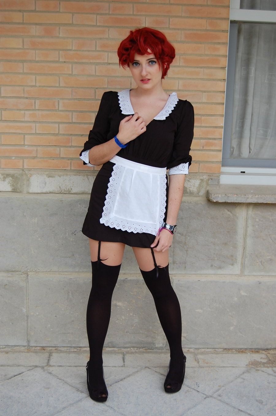 Moira American Horror Story Alinechan Cosplay