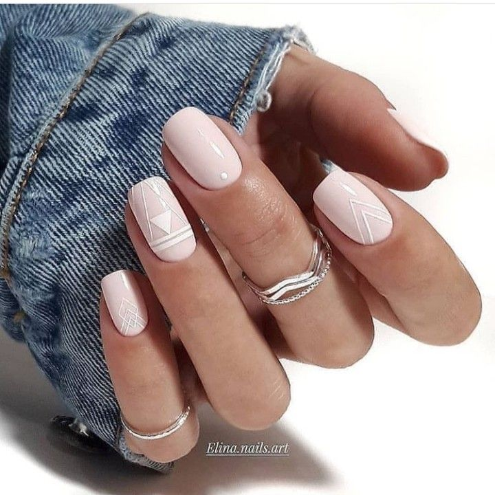 Gk Nails Classic White With Images Nails Nail Colors Nail Shop