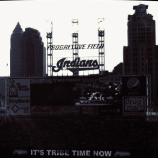 Cleveland Indians <3