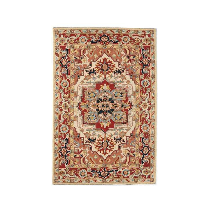 Phoenix Hand Hooked Wool Area Rugs Home Pinterest