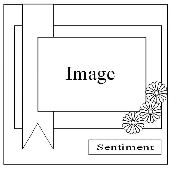 Good Card Sketches For Card Making Ideas Part - 7: Sunday Sketch U0026 Stamp: Challenge #142 Francescau0027s Sketch · Simple Scrapbook  IdeasScrapbooking IdeasCard ...