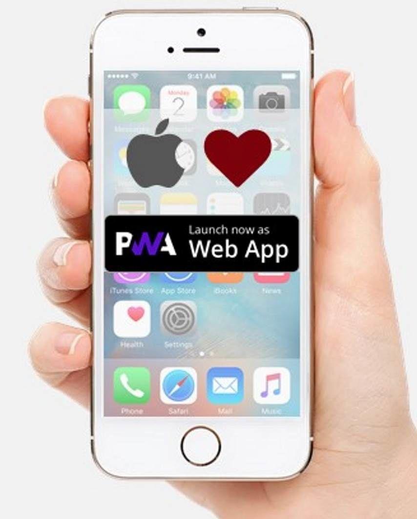 Progressive Web Apps (PWA) on iOS, iPhone & iPad