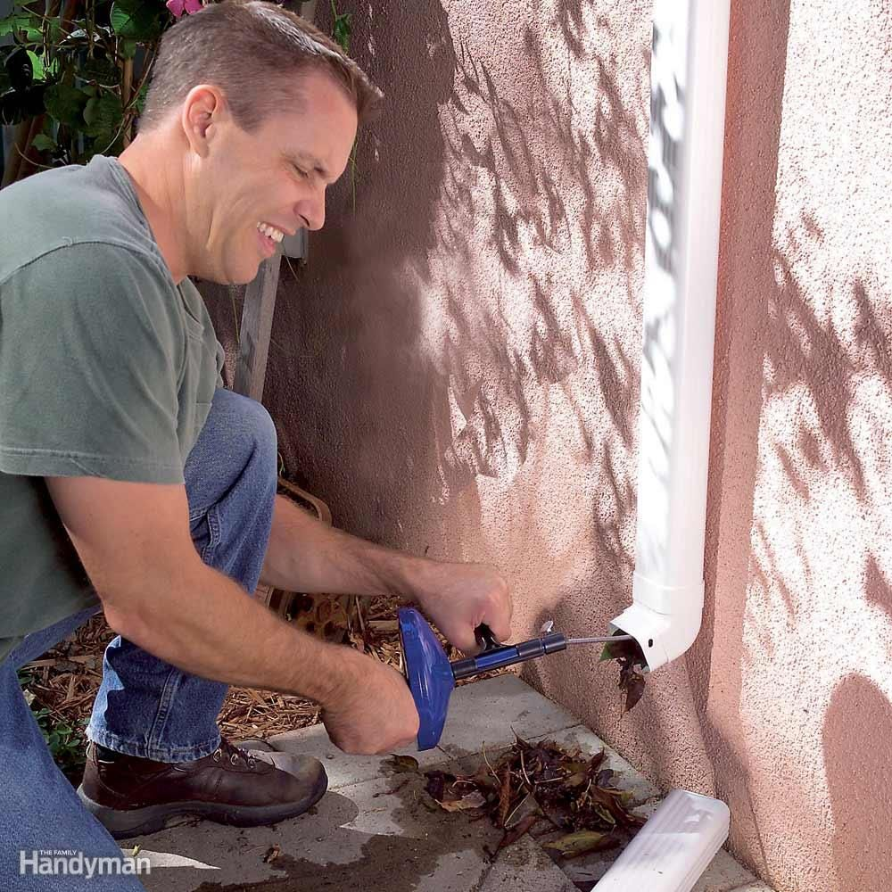 Easy Gutter Fixes You Can DIY Home maintenance checklist