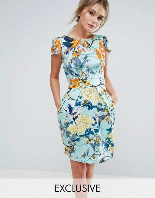 What to Wear to a May Wedding | Wedding guest dresses, Wedding dress ...