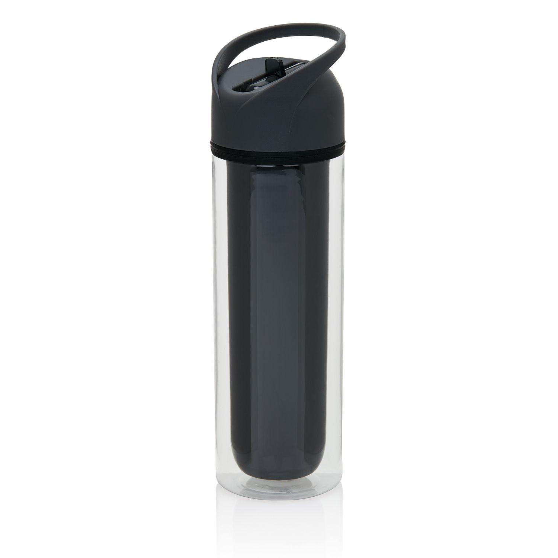 Бутылка для воды Tritan с двойными стенками, 360 мл ...