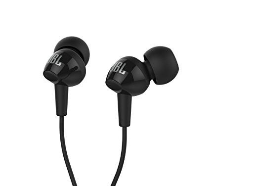 Jbl C100si In Ear Headphones With Mic Black Rs 699 46 Off India Headphone With Mic In Ear Headphones Headphones