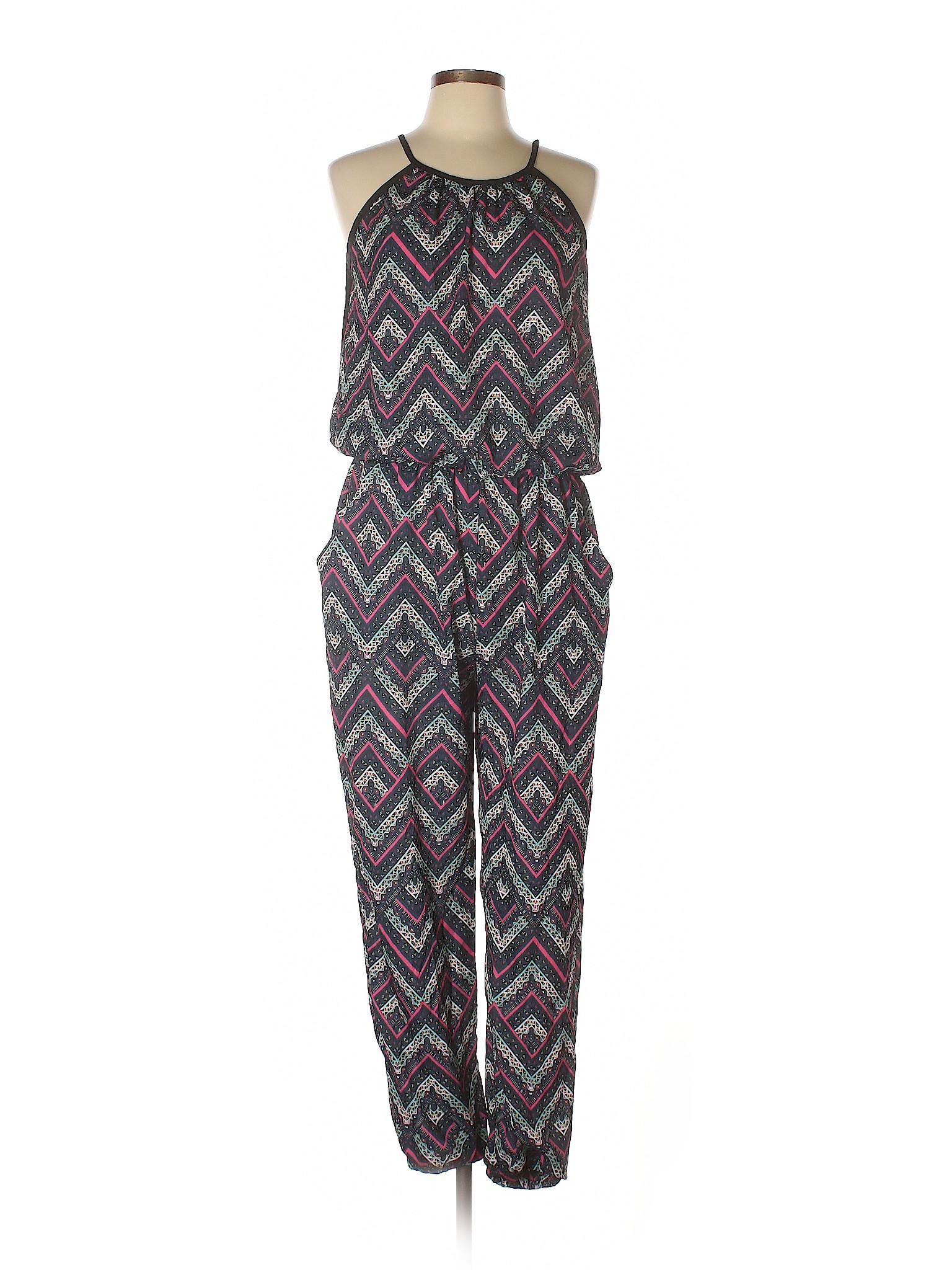 e211404c3ea9 Xhilaration Jumpsuit  Size 12.00 Navy Blue Women s Dresses -  13.99 ...