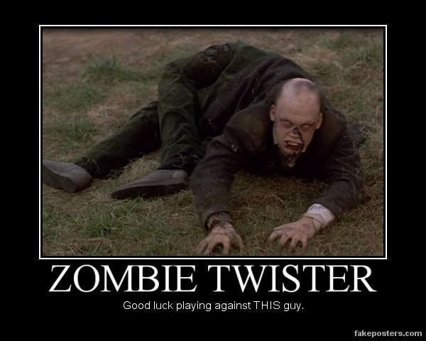 Good Luck Playing Against This Guy Dead Man Walking Zombie Life