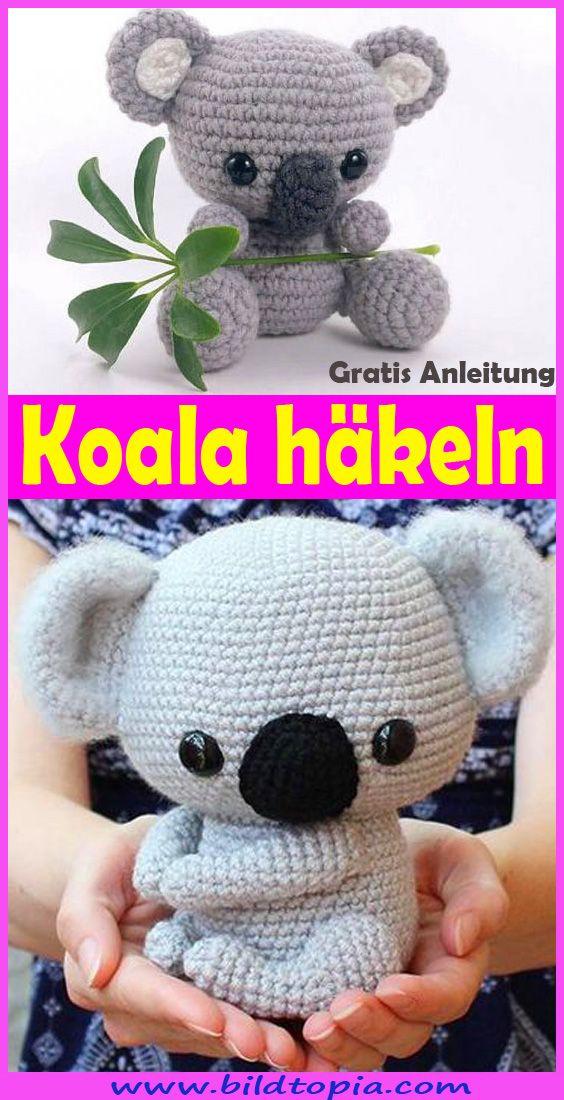 Photo of Koala häkeln – kostenlose & einfache Anleitung