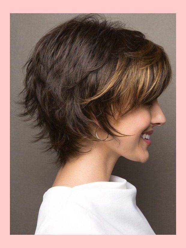 stilvolle pixie haarschnitt für frauen, kurze frisur und