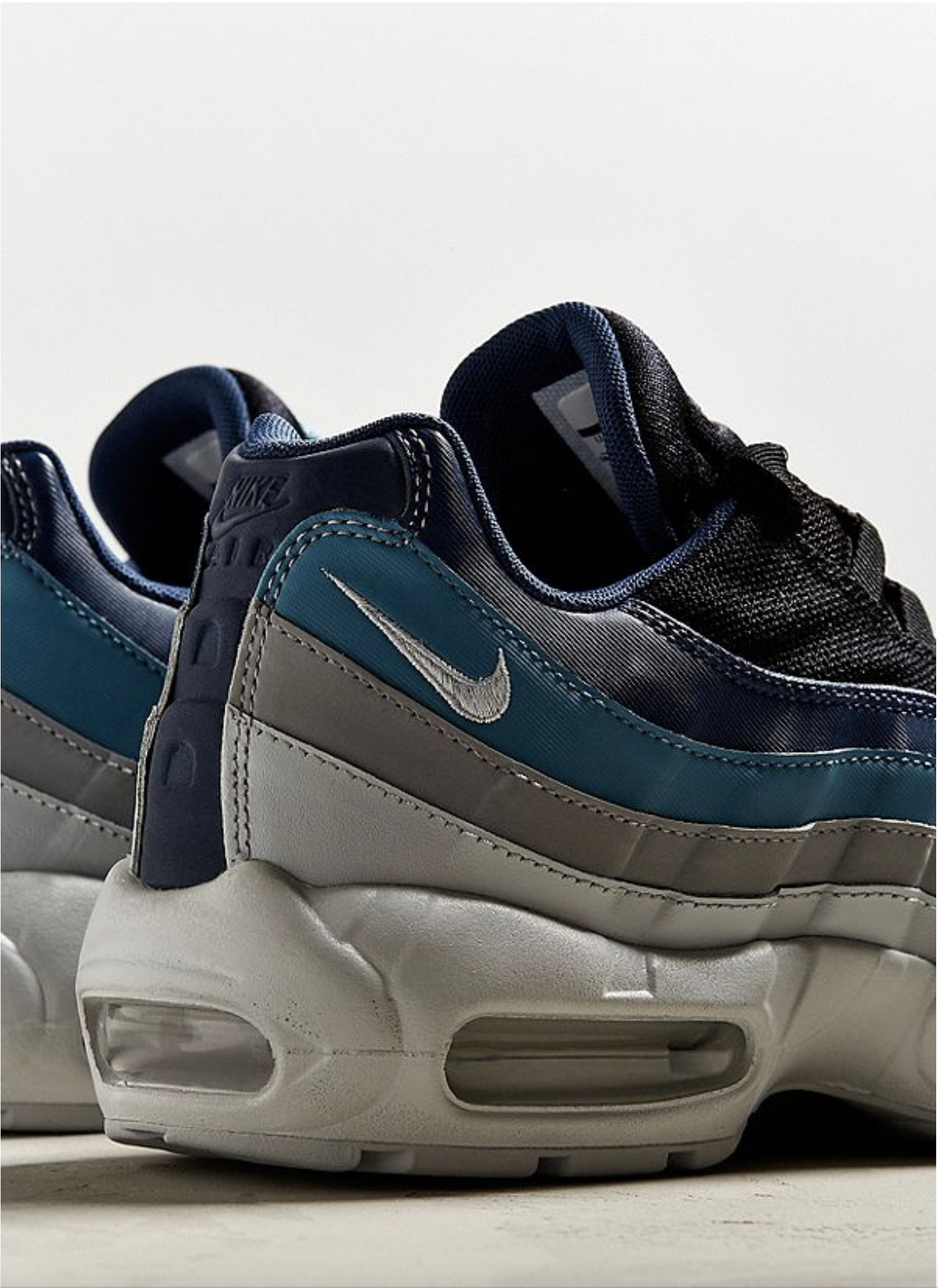 buy popular 56a1f ab33c Nike Air Max 95 Essential Sneakers    160 USD. SHOP NOW.