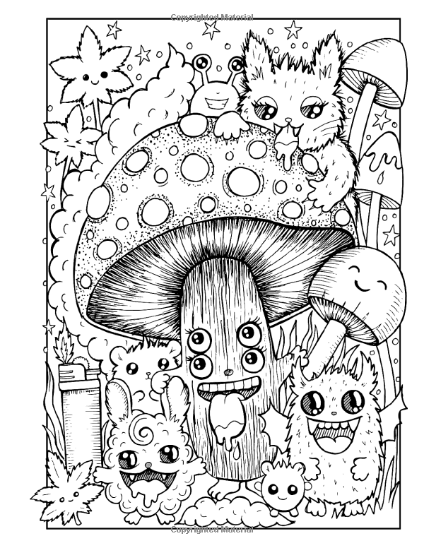 Trippy Coloring Pages Owl Coloring Pages Cool Coloring Pages Coloring Pages