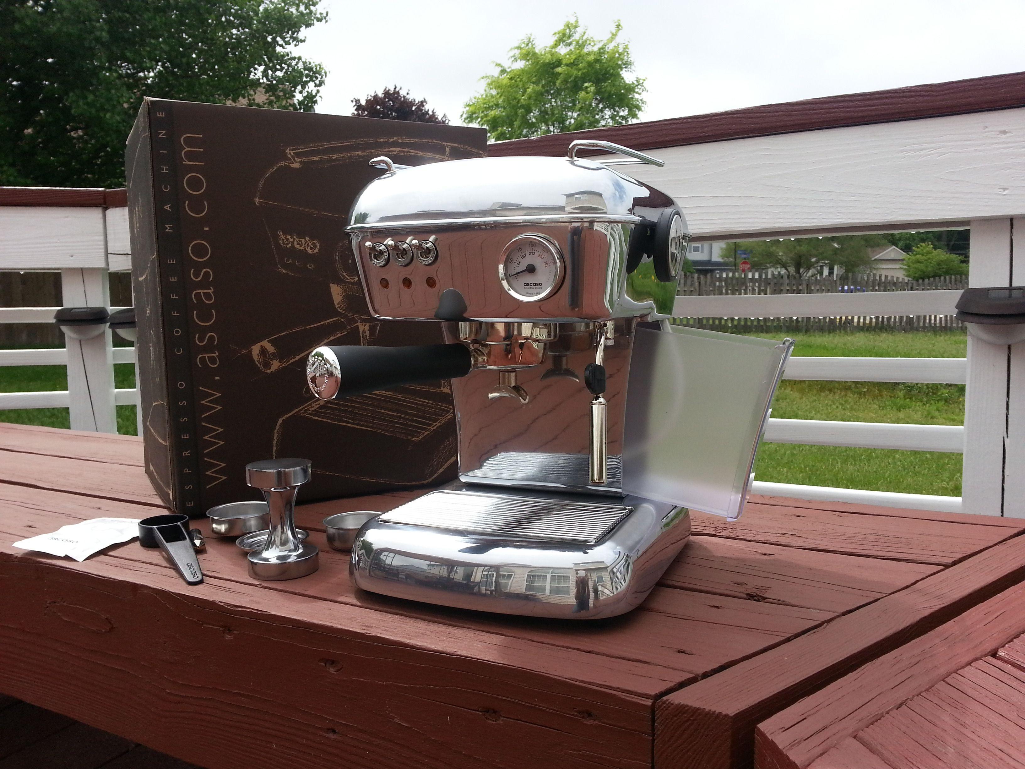 Ascaso Dream Up V3 0 Espresso Machine Espresso Machine Ascaso Dream Espresso Machine Espresso