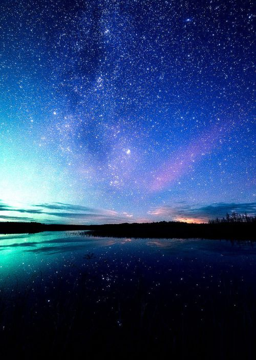 lori-rocks:  A Million Stars.. by JoniNiemela