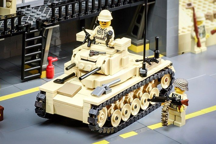 Lego Apc Easy Build