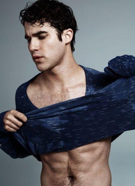 Darren Criss aka Blaine from Gleeee! <3