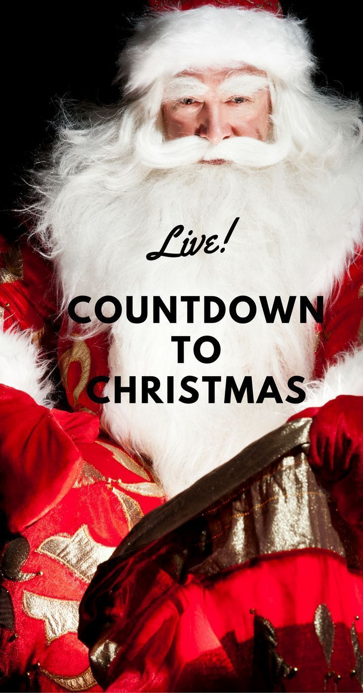 HOW MANY DAYS ARE LEFT UNTIL CHRISTMAS? Christmas