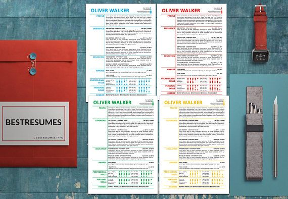 Modern resume template resume template word clean resume template modern resume template simple resume template classic resume template resume template instant download yelopaper Image collections