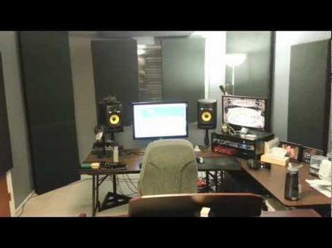 Professional Home Recording Studio Tour Advice Tips And Tricks