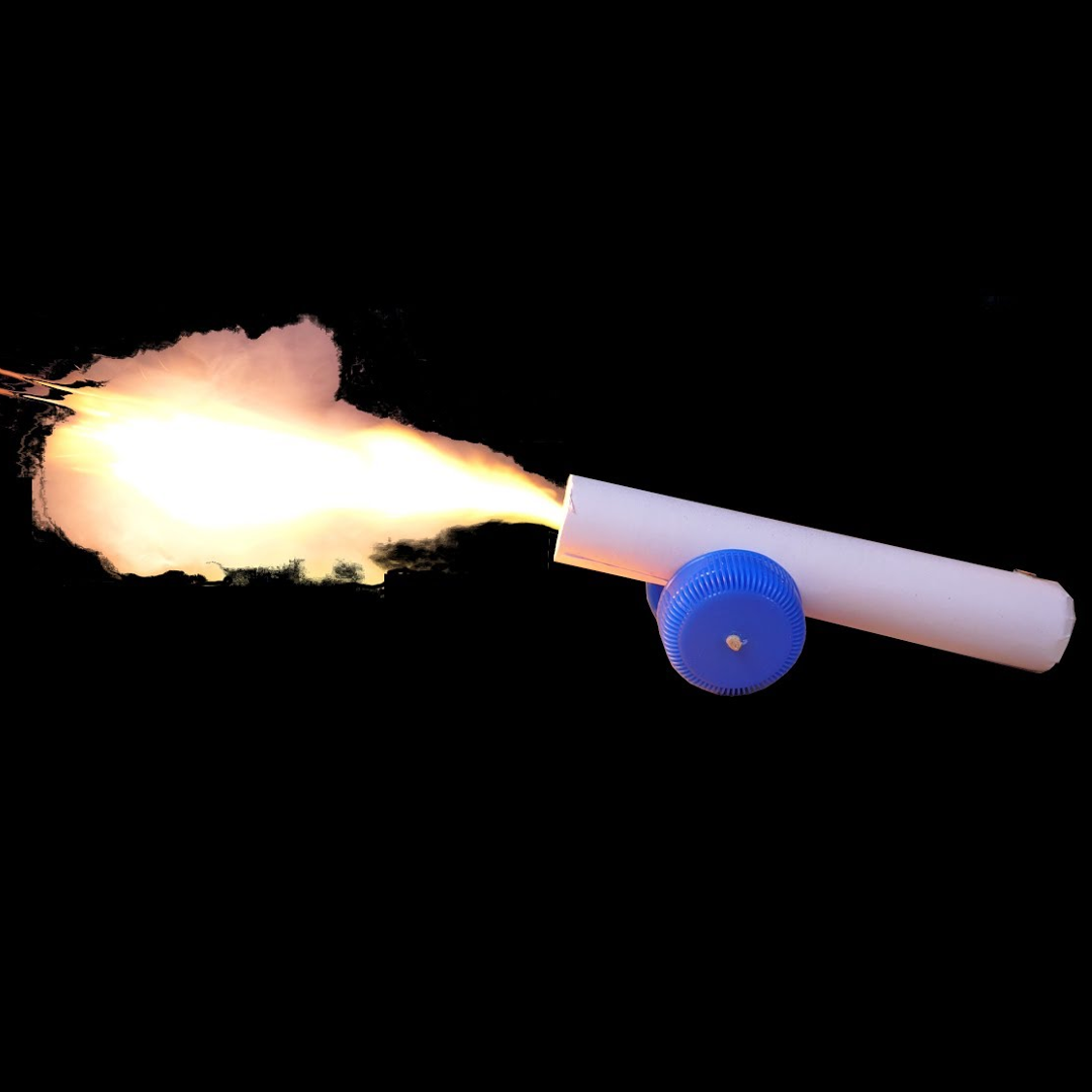 Cannon Paper How To Make A Cannon Paper Craft Fire Explosion Weapon Cannon How To Make Paper