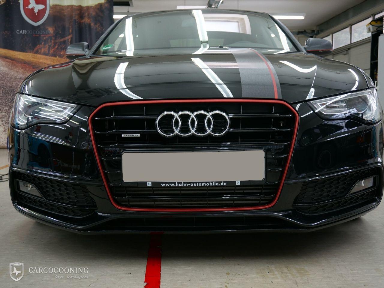 Audi A5 Bilder Seitenspiegel Heckspoiler Zierleisten Diffusor Sports Car Audi Design