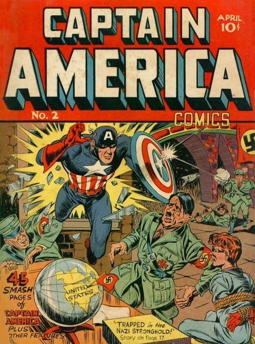 Eye Popping Blog Remixes Memorable Comic Book Covers Captain America Comic Books Captain America Comic Rare Comic Books