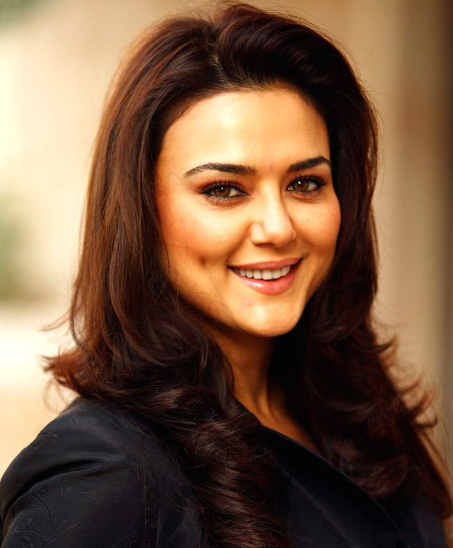 Preity zinta bollywood actress manage somehow