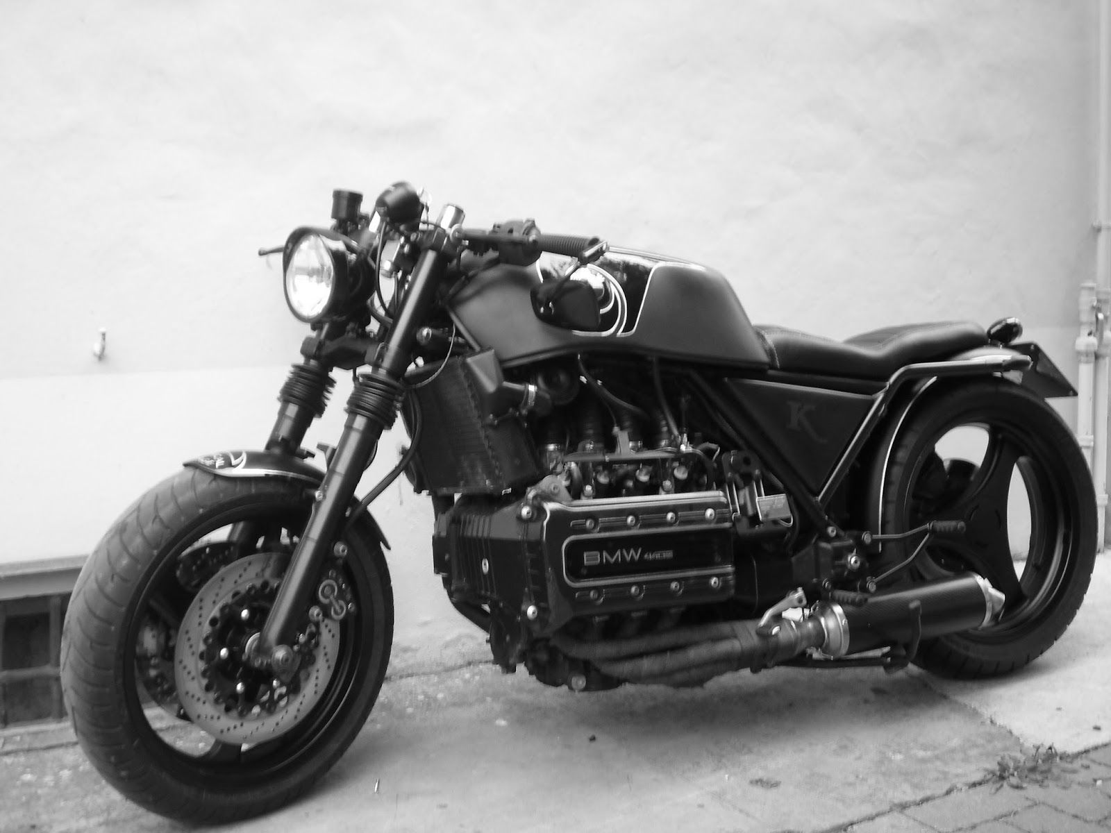 Vehicles For Bmw K100 Bobber Projects To Try Bmw K100 Bmw