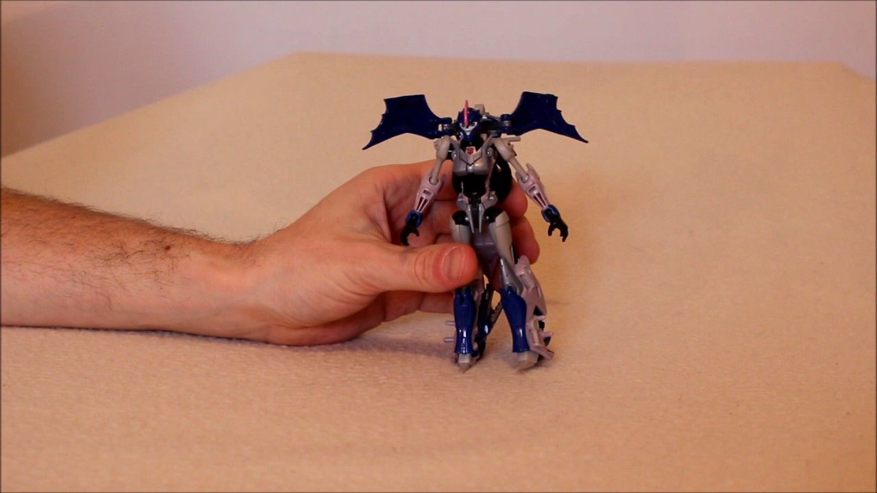 Transformers Prime Beast Hunters Arcee - GotBot True Review NUMBER