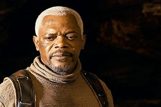 Samuel L Jackson As Roland In Jumper Jackson Film Producer Michael Rooker