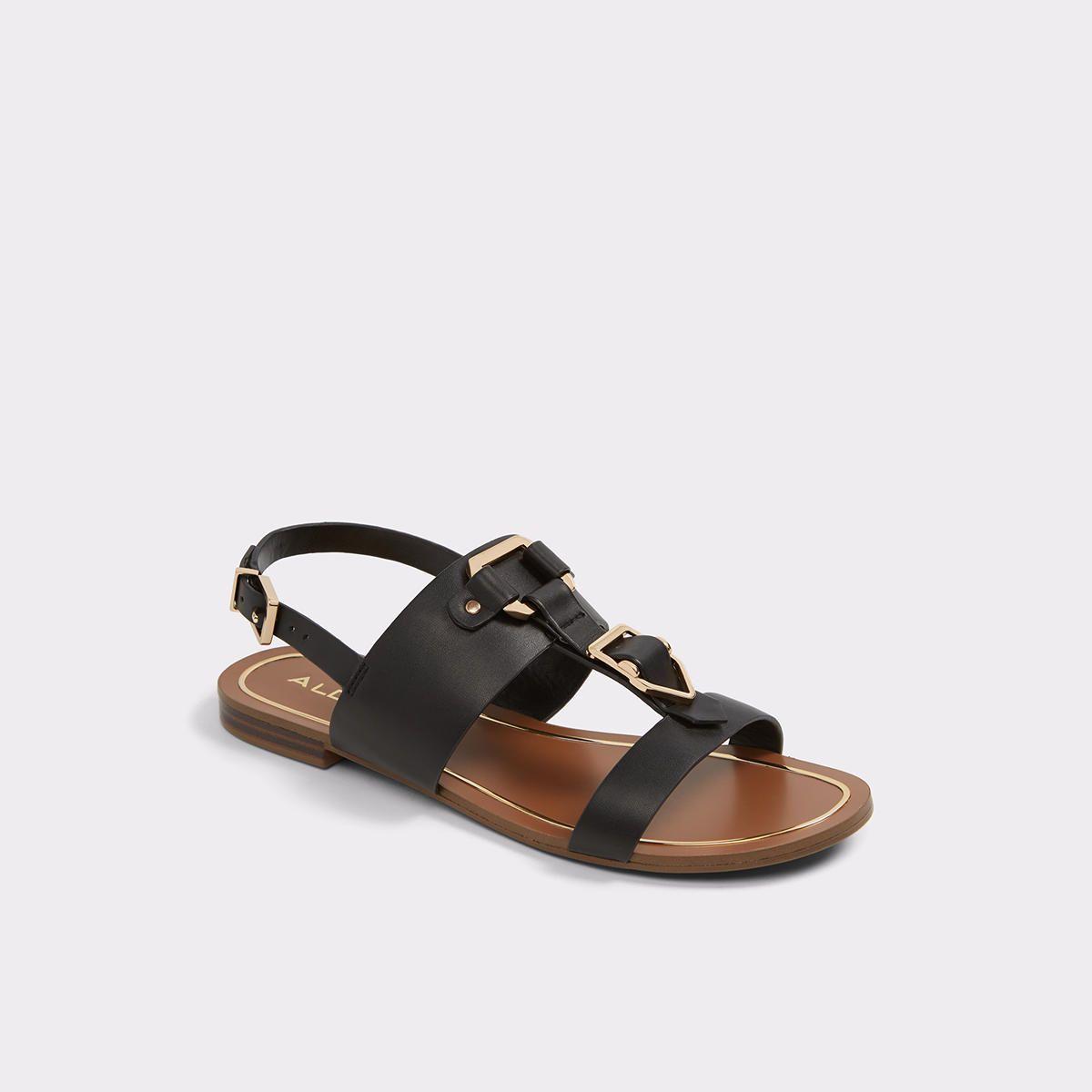 7b19b57ddd42 Afiarien Style up your beach-bound wardrobe with this slingback flat sandal