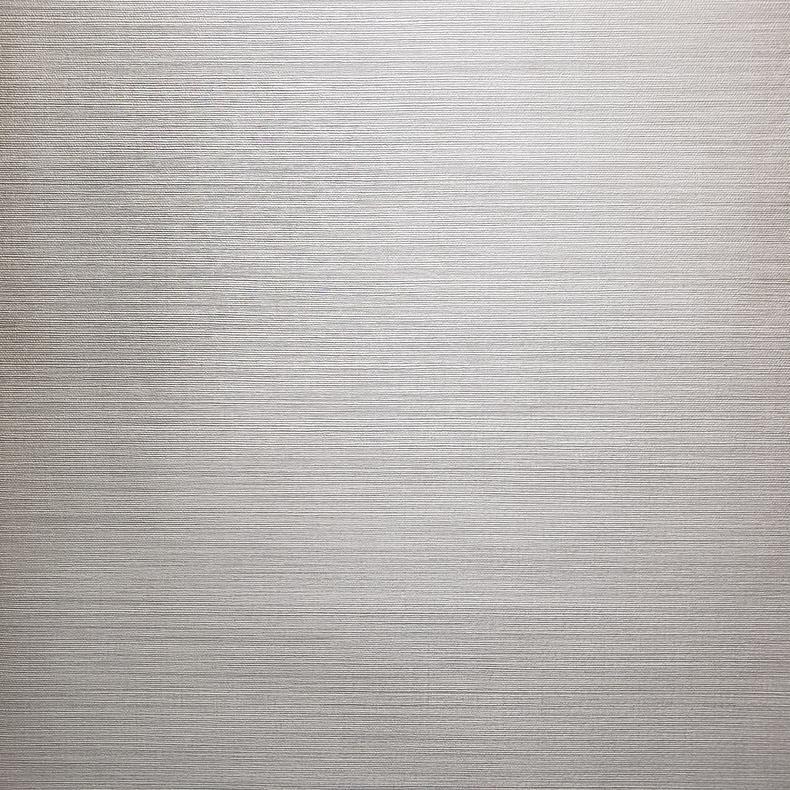 135034 Grey off White Cream Faux Grasscloth Wallpaper in