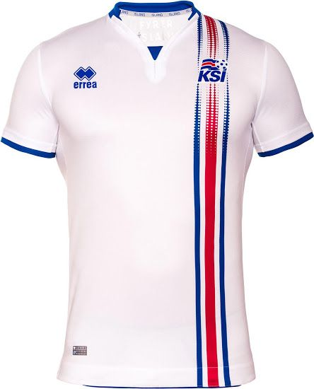 82017c0f8 Iceland Euro 2016 Kits Released - Footy Headlines
