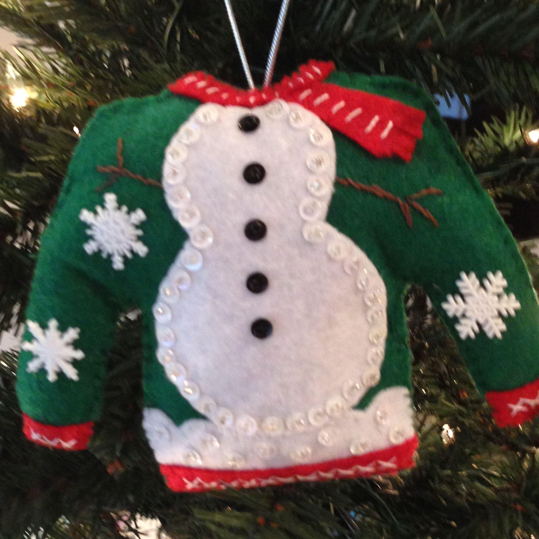Felt Christmas Ornaments, Xmas Ornaments, Christmas Gift Ideas, Christmas Crafts,