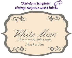 Wedding Candy Buffet Labels | Wedding candy buffet and Wedding candy