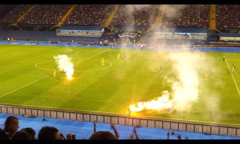 Gnk Dinamo Zagreb Gnk Dinamo Zagreb Zagreb Soccer Field