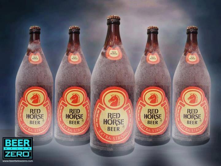 Red Horse Beer Soy Sauce Bottle Sauce Bottle Beer