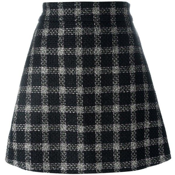 2319dacb Gucci Tweed Skirt (€630) ❤ liked on Polyvore featuring skirts ...