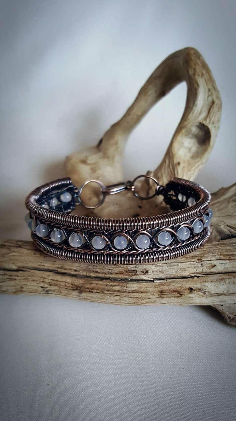 Pin by Andrea Eller on Jewelry Making - Bracelets Advanced ...